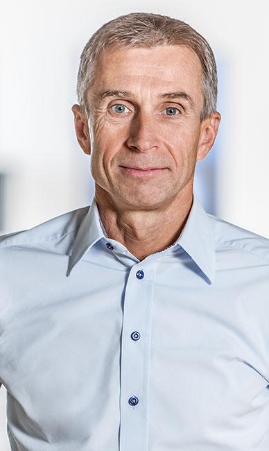 Gesellschafter Martin Hagg