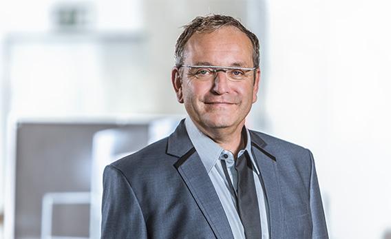 Geschäftsführender Gesellschafter Jürgen Haeberle