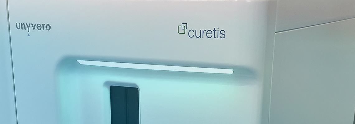 Detailansicht des Projekts Unyvero A30 RQ mit der Firma Curetis GmbH